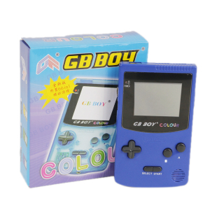 Image 4 - GB Boy Colour Color Handheld Game Player Portable Classic Game Console Consoles With Backlit 66 Built in Games With battery