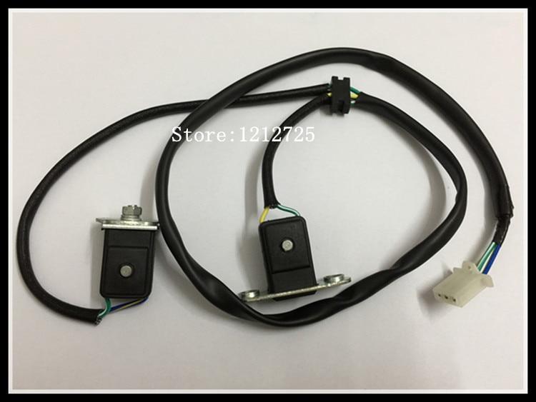 magneto för motorcykel stator utlösare CBT250 CA250 DD150 DD250 - Motorcykel tillbehör och delar