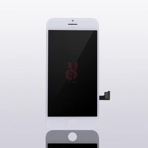 Image 2 - 10PCS Grade AAA + + + Display LCD Für iPhone 8 LCD 4,7 3D Touchscreen Digitizer Montage Ersatz LCD Display freies Verschiffen DHL