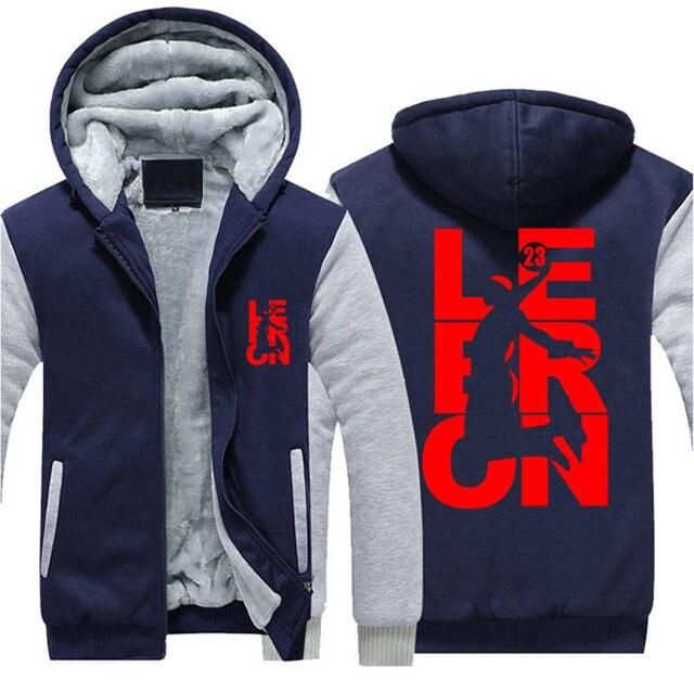 Dropshiping Lebron James Hoodies Sweatshirts Men Women Fleece Men and Women  Sweatshirt Hoodies Long Sleeve Jacket 0efd88a95f
