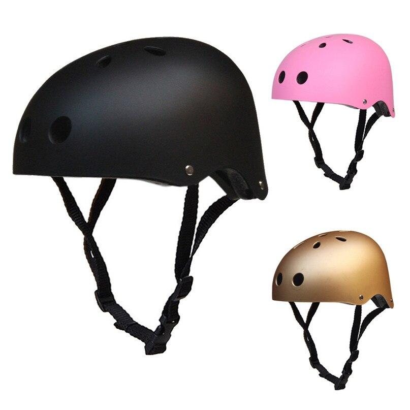 Boys Girls Helmet Professional Outdoor Sport Skateboard Skating Helmet Children Bicycle Helmet Protection for Kids #2A25