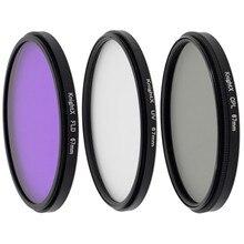 58mm 58 mm Flower Lens Hood +UV Filter +Lens Cap for Canon EOS 400D 550D 500D 600D 1100D Nikon D80 D50 D7000 D3100 DS DSLR