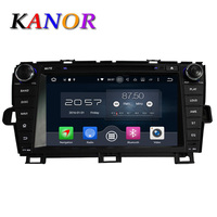Kanor 8 Core Android 6 0 Car Dvd Player For Toyota Prius 2009 2010 2011 2012