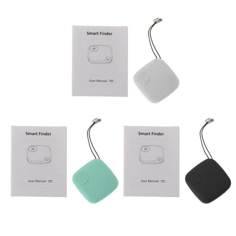 Diplomatisch Mini Smart Bluetooth Tracker Kind Tasche Brieftasche Schlüssel Finder Gps Locator Alarm Drahtlose Tracer Anti Verloren Erinnerung Für Haustier Hund Auto Mangelware