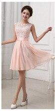 Dantel Şifon Patchwork Sempatik Prenses Elbise Yaz Kolsuz Elbise Deposu Ince Zarif Kısa Balo Parti Elbise Robe MK096