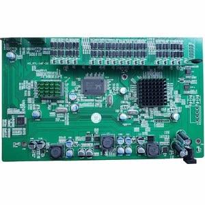 Image 4 - Reverse PoE switch 16x10M/100M PoE & 4SFP Port Gigabit Ethernet switch PCB motherboard