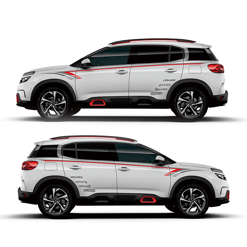TAIYAO Car Styling Sport Car Sticker For Citroen C5 AIRCROSS SPORT Mark Levinson Car Accessories And Decals Auto Sticker