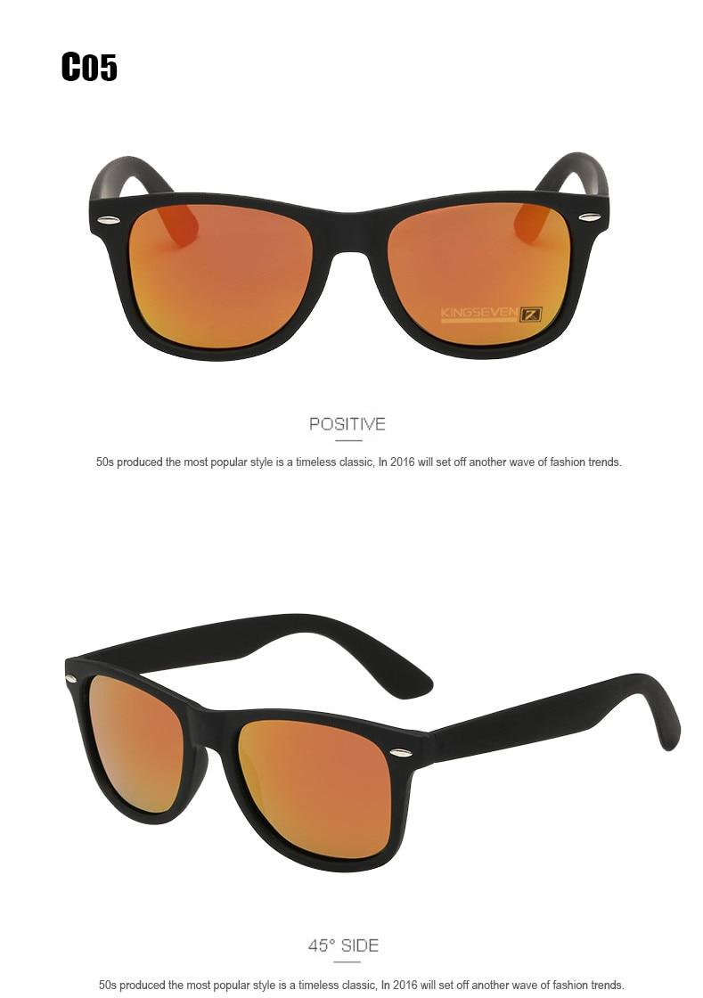 54mm Fashion Unisex Square Vintage Polarized Sunglasses mens Polaroid Women Rivets Metal Design Retro Sun glasses gafas oculos 9