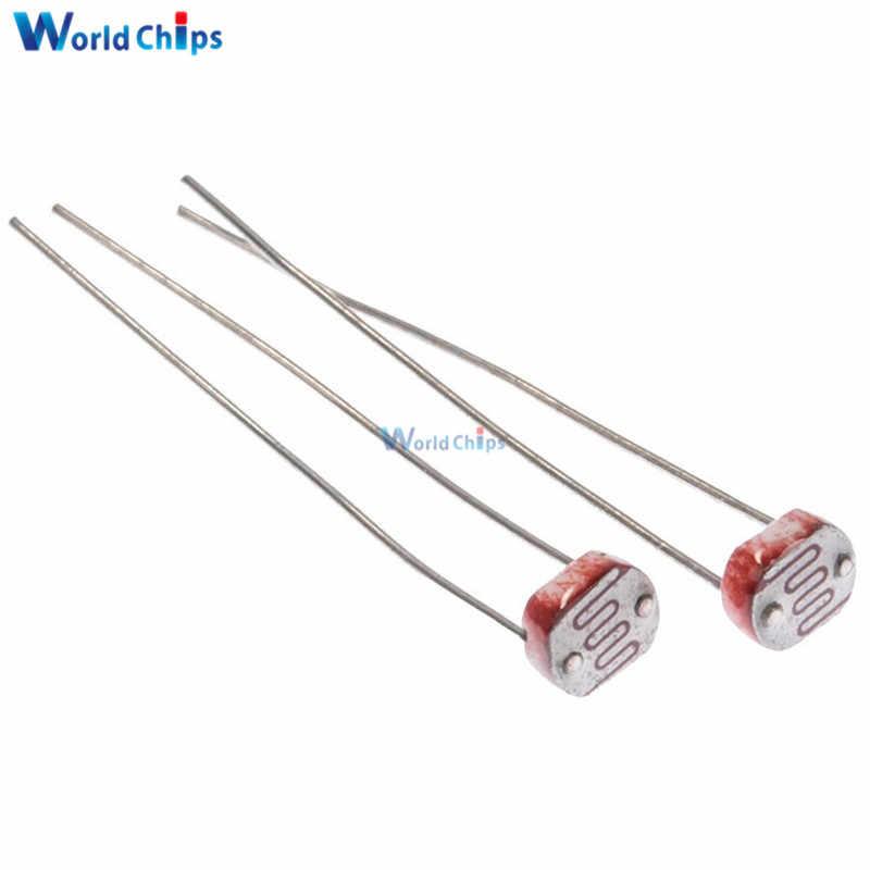 Photoresistance LDR GL5506//5516//5528//5537//5539//5547//GL5549 Sensor Light Detector