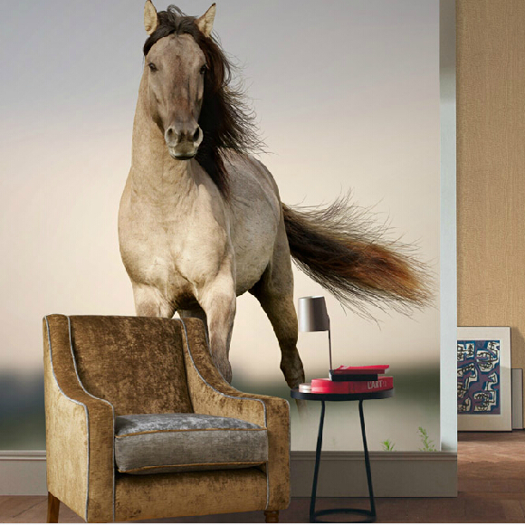 3d wall photo murals Wallpaper horse Animal 5d Papel Murals for living room Background 3d Wall mural wall paper 3d Murals custom 3d photo wallpaper mural nordic cartoon animals forests 3d background murals wall paper for chirdlen s room wall paper