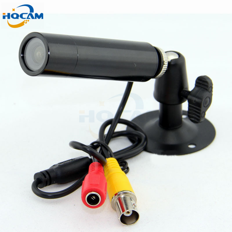 700TVL Sony CCD 3.6mm Lens Mini Bullet Outdoor Waterproof Security CCTV Camera