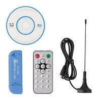 FW1S New USB 2 0 Digital DVB T SDR DAB FM HDTV TV Tuner Receiver Stick