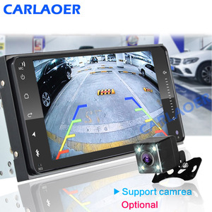 Image 3 - 2 din android 8.1 Universal Car Multimedia Player Car Radio Player Stereo for Toyota VIOS CROWN CAMRY HIACE PREVIA COROLLA RAV4