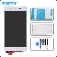 5 0 White LCD Display For Sony Xperia Z5 E6603 E6633 E6653 E6683 Touch Screen Digitizer