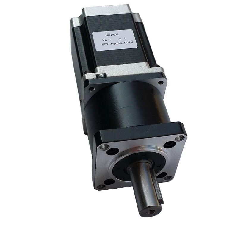 NEMA 23 economical type planetary Gear Stepper Motor 1.1N.m Body length 56mm Ratio 15 20 25 30 40 50 100:1