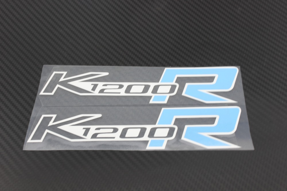 KODASKIN Motorcycle 2D Emblem Decals Stickers  Stickers For K1200R