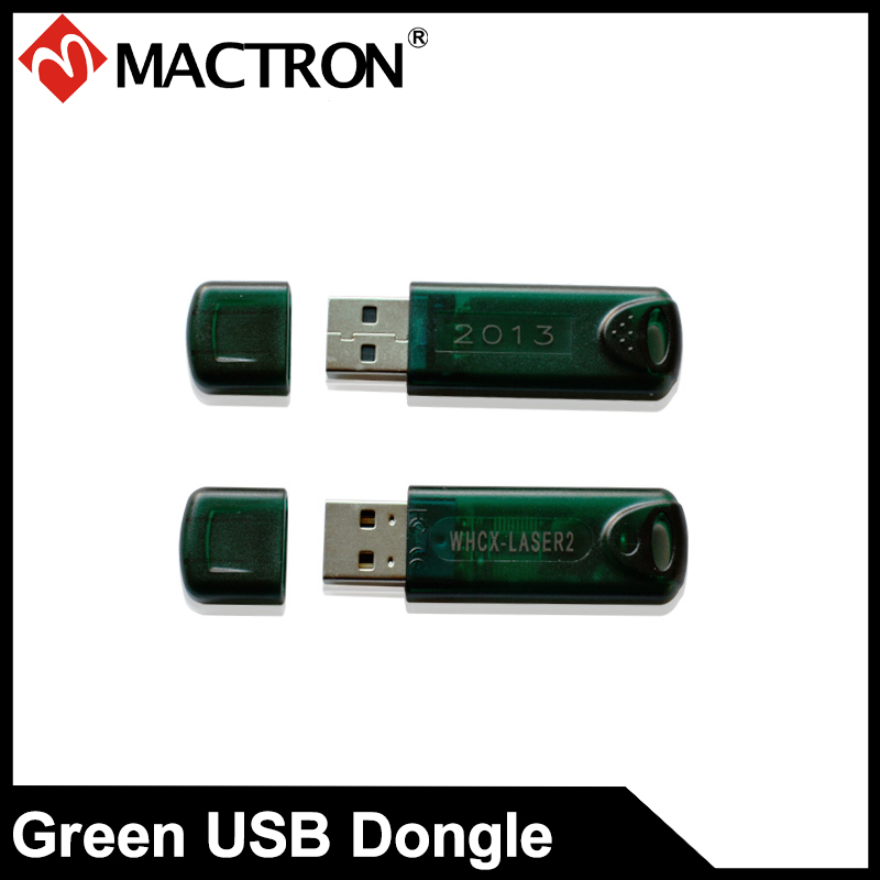 Green USB Dongle Apply for Leetro MPC6515 and MPC6525 leetro original software green dongle for mpc6515c and mpc6525a
