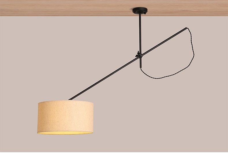 Northern europe modern home iron pendant lights adjustable long northern europe modern home iron pendant lights adjustable long arm dining room light dining light studio light free shipping in pendant lights from lights mozeypictures Choice Image