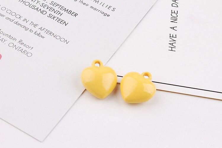 DIY ручной аксессуары браслет ожерелье кулон серьги серьга yakeli поверхность гладкая любовь