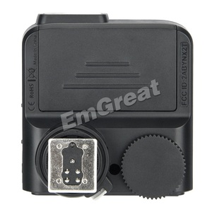 Image 5 - Godox X2T C X2T N X2T S X2T F X2T O TTL 1/8000s HSS Wireless Flash Trigger Zender voor Sony Canon Nikon fuji Olympus
