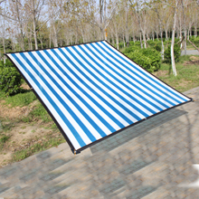 Outdoor Sun Shelter 6-pin Thickened Covered Edge With Hang Hole Balcony Household Heat Insulation Car Cover Protection Net