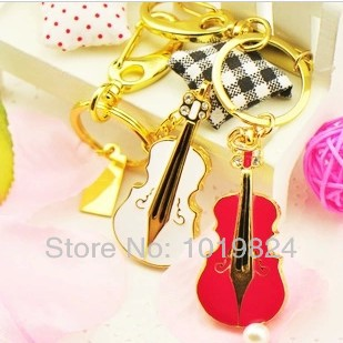 1pcs Usb Flash Drive lot Gift jewelry Violin usb flash drive 4G/8G/16G USB 2.0 Memory Flash Pen Drive Guitar S51