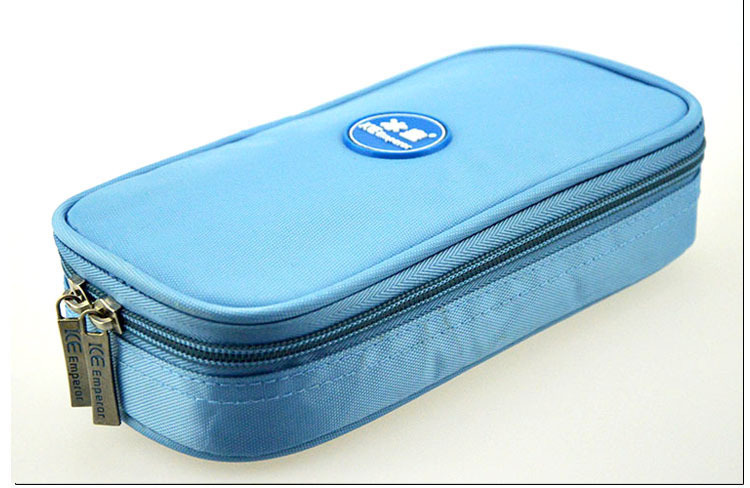 2015 Portable Insulin Cooler Insulated Bag Diabetic Insulin Travel Colder Case Cooling Medicine