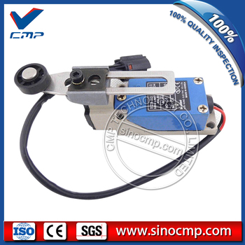 549-00046 solenoid valve magnetic switch for Daewoo excavator