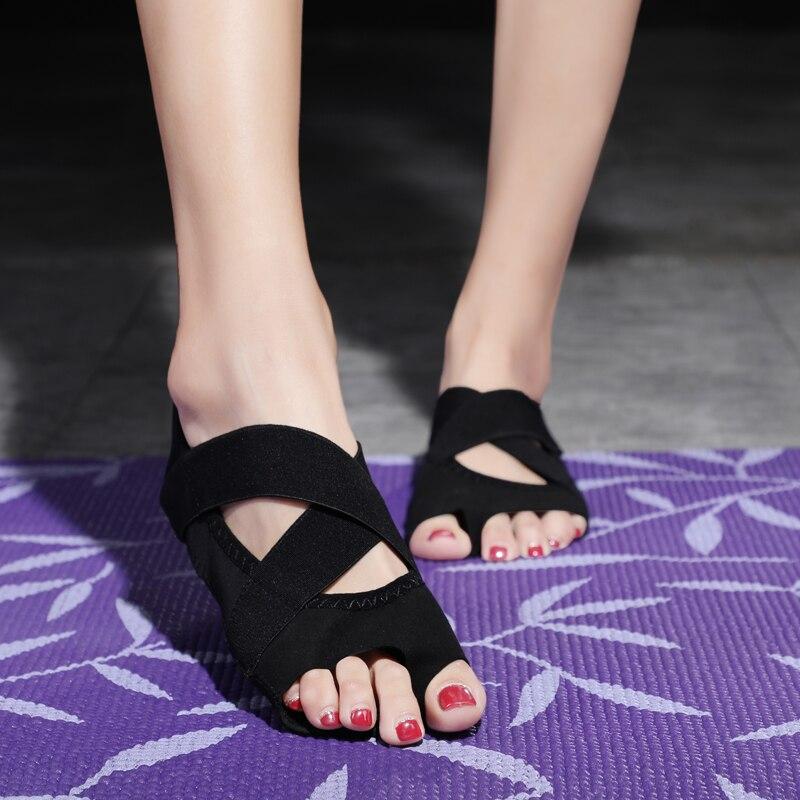 Non Slip Yoga Pilates Socks Slip