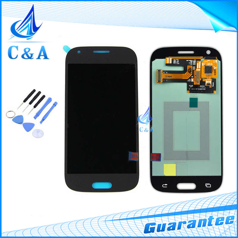 ФОТО New replacement for Samsung Galaxy Ace 4 SM-G357 G357 G357FZ LCD screen display + touch digitizer+ tools assembly free shipping