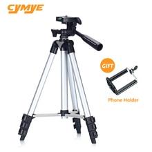 Cymye tripod 3110 universal adjustable for phone, camera and