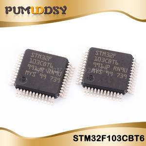 5pcs / lots STM32F103CBT6 LQFP-48 New IC Microcontroller In stock!