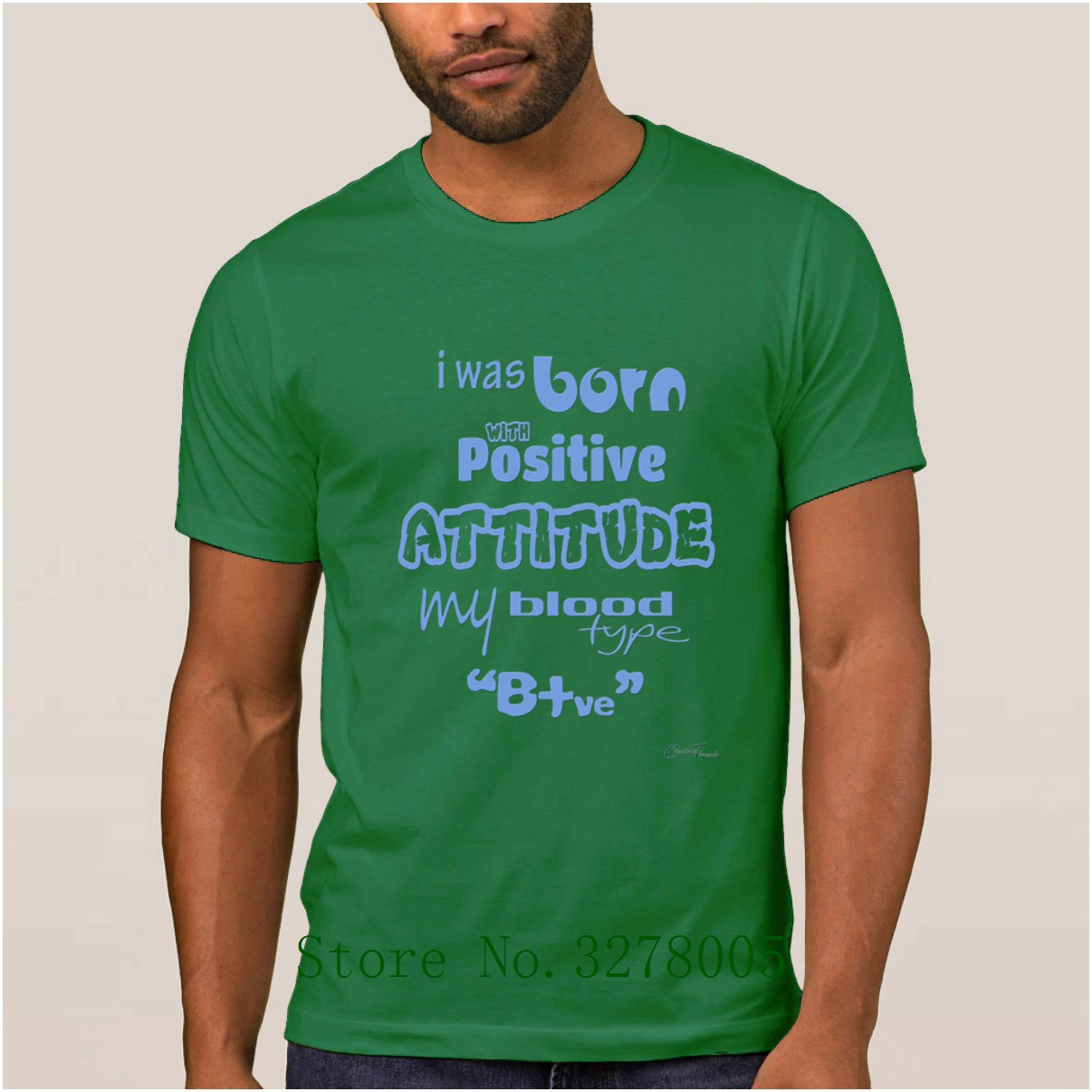positive attitude for men