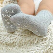 2-6 Years kids Socks Girl Boy Non Slip Children Sock Kids Sh