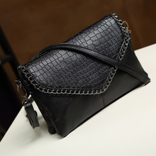 2019 New Style Maze Shoulder Bag Retro Pu Leather Small Flap  Clutch Messenger