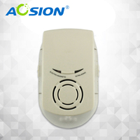 Free shipping ultrasonic Mouse Bug cockroach Rats repellent eletronic pest reject control repeller with LED night light EU PLUG