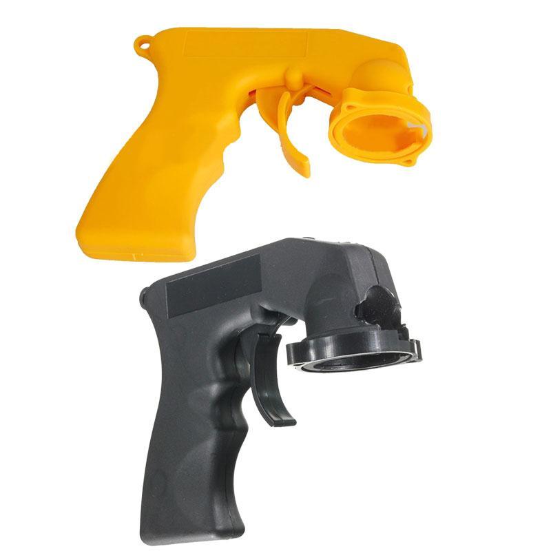 HOT Spray Adaptor Aerosol Spray Handle Aerosol Spray Paint Tin Can With Full Grip Trigger For Car Maintenance New