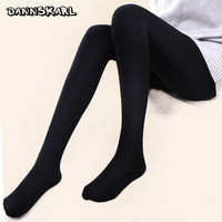 New Fashion Autumn And Winter Women Nylon Tights Stockings 480D Super High Waist Show Thin Woman