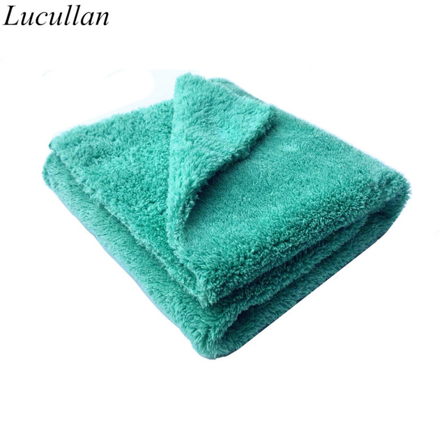"BEST!!!Plush Microfiber Edgeless Towel 16""X16"" 100% Scratch Free Perfect For Auto Detailing,Washing,Interior Cleaning"