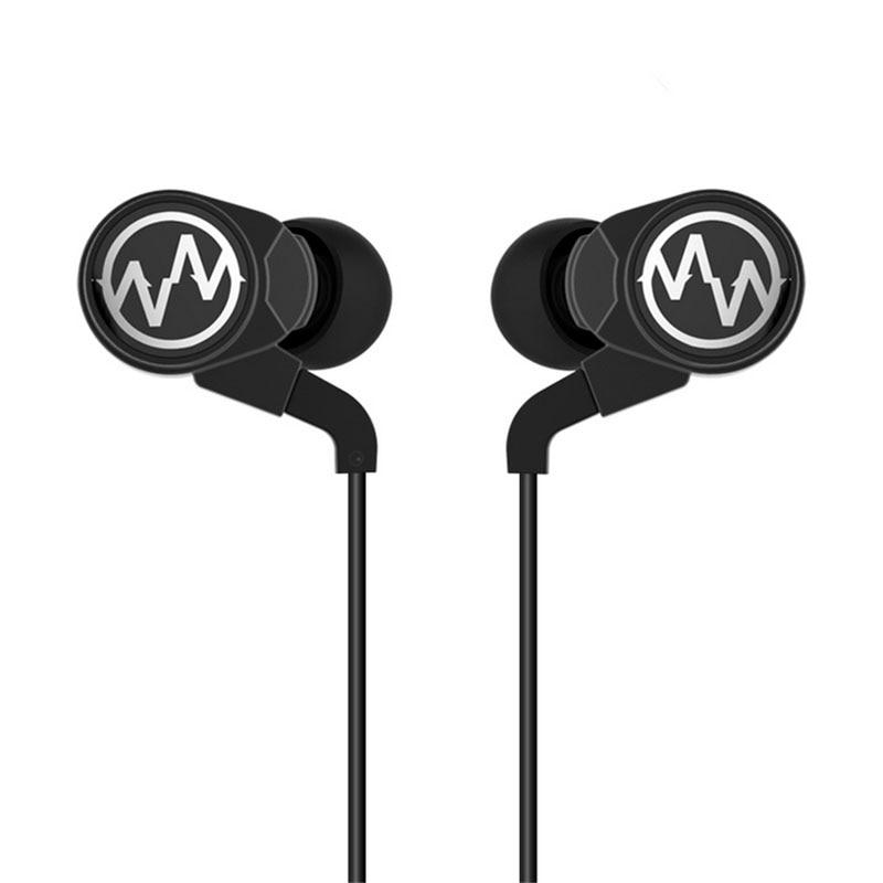 Macaw GT100s In Ear Earphone Noise Cancelling High Quality Earphone Metal Super Bass Earbuds HiFi Headset With Microphone in ear earphone 100