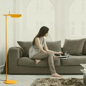 Image 3 - Moderne Minimalismus Led Boden Lampe Für Wohnzimmer Sofa Seiten Lesen Boden Licht Innen Beleuchtung Lamparas G9 Glanz Boden Lampe