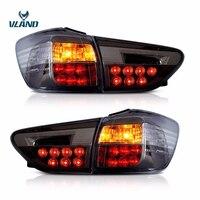 Vland светодиодный задний фонарь Fit Toyota Wish 2009 2015 светодиодные задние фонари автомобиля Стайлинг задний фонарь