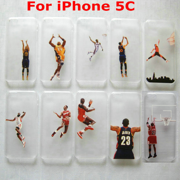 lebron dunking apple logo case. basketball player curry westbrook cases jordan clear case for iphone 5c printed 5c-in phone from cellphones \u0026 telecommunications on lebron dunking apple logo e