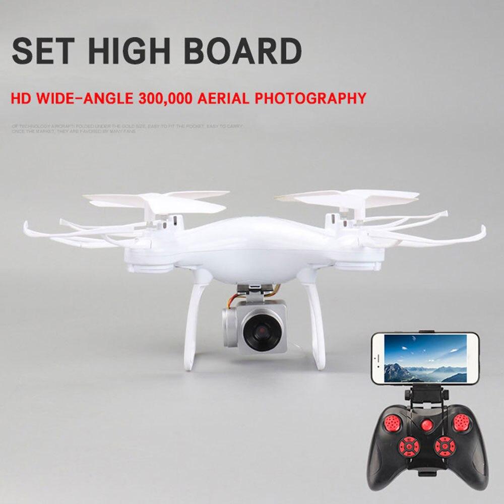 2.4 ГГц 4 канала WI-FI Drone 0.3mp HD камера 6 оси гироскопа самолета БПЛА Drone headless режим приложение Управление quadcopter самолета