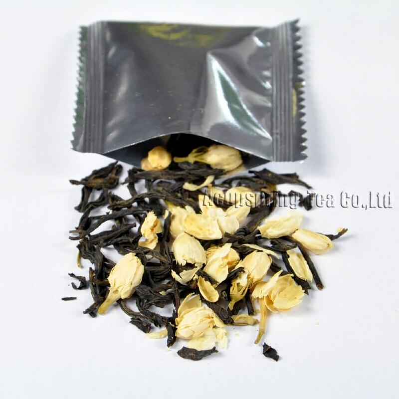 40pcs,Jasmine Black Tea,Hongcha,Natural herbal tea,Premium Quality,CH034H03 free shipping 2015 yr new tea premium jasmine pearl tea jasmine longzhu flower tea green tea 250g bag vacuum packaging