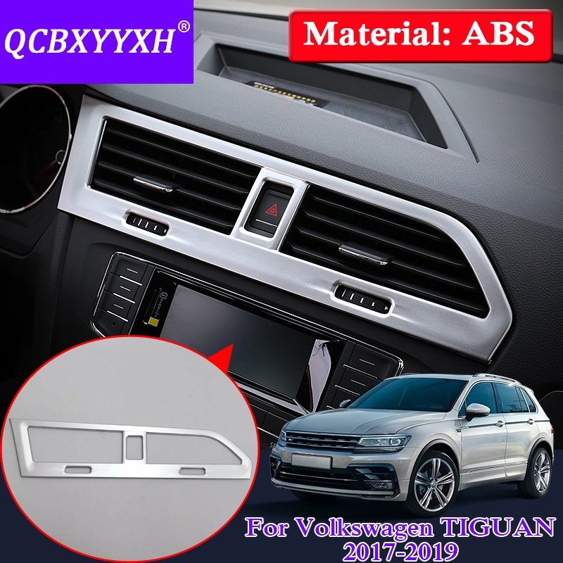 ABS Car Styling For Volkswagen TIGUAN 2017 2019 Auto