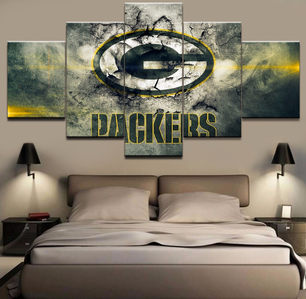 popular packers wall decor-buy cheap packers wall decor lots from