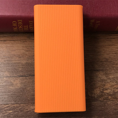 promo code 476c0 33b9d US $1.89 5% OFF|Latest model Silicone Case Cover for Xiaomi Power Bank 2C  20000mAh 100% Fit For Xiaomi mi 2C Powerbank covers gel rubber cases-in ...