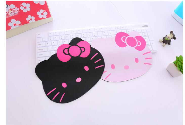 Hot selling 1 PCS cute cat Mouse Pad Gaming Keyboard Pad Laptop Computer Mouse pad FF-MP5