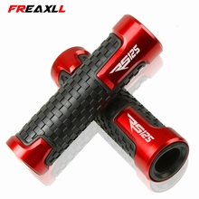 7/8 22mm Universal Motorcycle Handle Handlebar Hand Bar Grip For Aprilia Racing RS125 RS 125 2006-2010 2007 2008 2009 2010